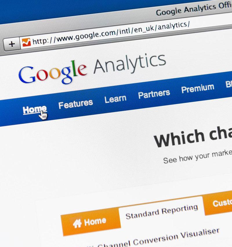 Eskişehir Google Analytics