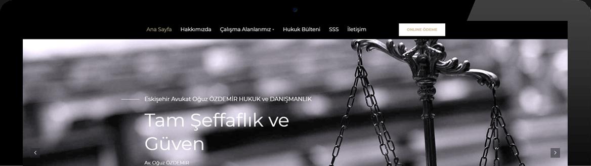 Eskişehir Avukat Oğuz ÖZDEMİR