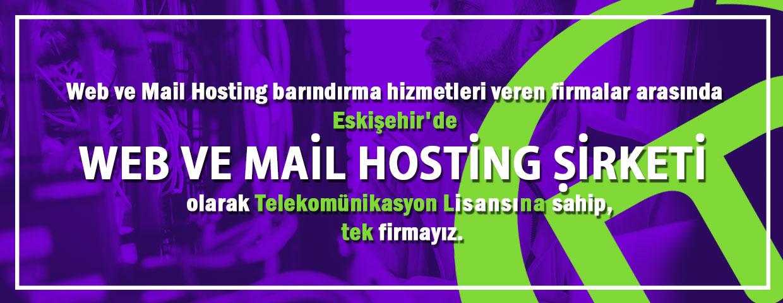 Web ve Mail Hosting Şirketi